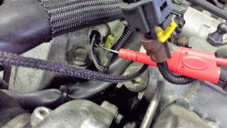 Employer une pique fil flexible sur un véhicule.