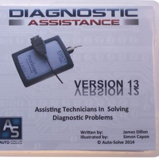 Autosolve DVD Aide au diagnostic