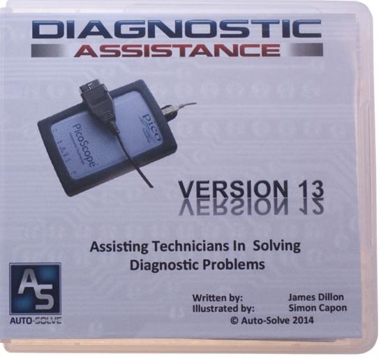 Autosolve DVD Aide au diagnostic