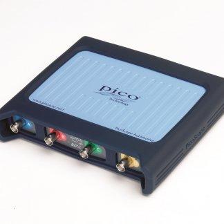 Le PicoScope PR216 Oscilloscope à 4 voies pour tout véhicule.