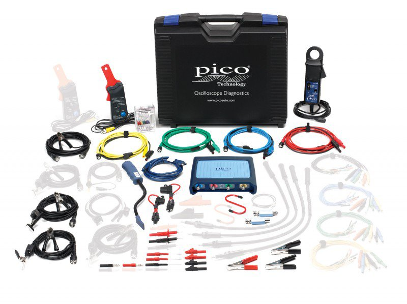 PicoScope Kit standard 4 canaux