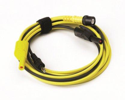 Cordon de test jaune de haute qualité – 5m