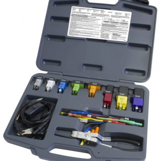 Testeur de relais et de circuit à fusibles