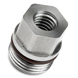 Adaptateur tuyau de compression moteur