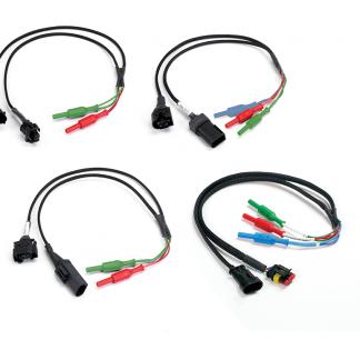 Kit de 4 câbles de dérivation