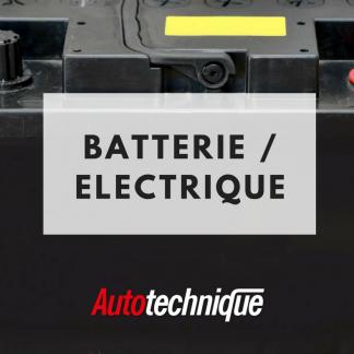 Batterie / Electrique