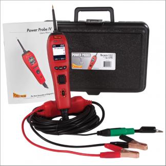 Power Probe 4 - Testeur de circuits électriques et de composants