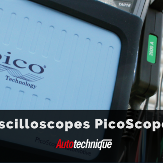 Oscilloscopes PicoScope