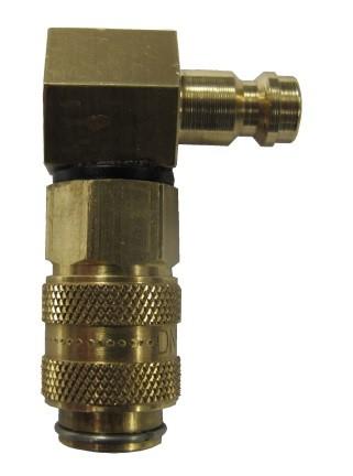 Adaptateur de pression à angle droit - TA333