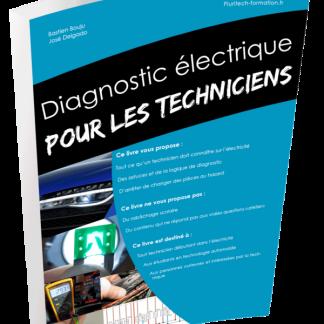 Livre diagnostic électrique pour les techniciens