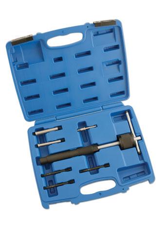 Kit extracteur bougies de préchauffage - 7 pièces