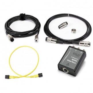 PQ132 – Kit mise à niveau NVH kit de base au kit standard.