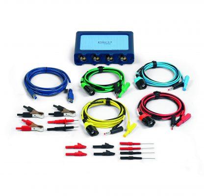 PQ176 - picoScope 4425A - Kit de base 4 canaux